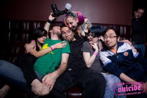 club suicide